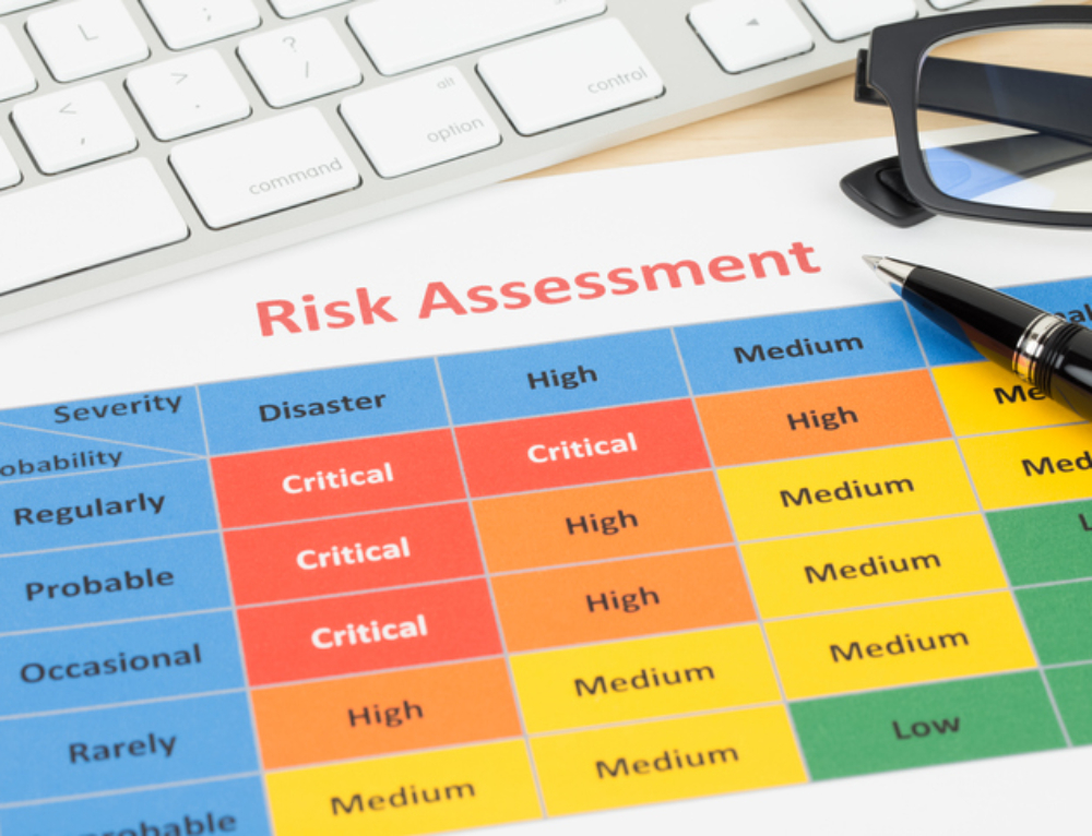 Training activities on Risk assessment in the food chain